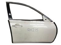 Дверь передняя правая белая в сборе INFINITI G IV V36 2007,2008,2009,2010,2011,2012,2013,2014
