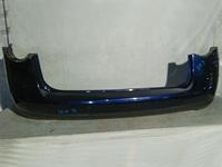 Бампер задний синий с парктроником, молдингами и термо-защитой VOLKSWAGEN PASSAT B6 2005,2006,2007,2008,2009,2010