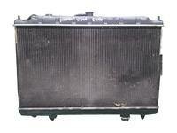 Радиатор охлаждения в сборе с диффузором, моторчиками и крыльчатками, без крышки, 2WD АКПП MITSUBISHI DIAMANTE F3 1995,1996,1997,1998,1999,2000,2001,2002,2003,2004,2005