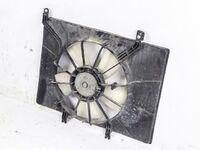 Диффузор вентилятора охлаждения радиатора в сборе с мотором, 4WD АКПП TOYOTA TOWN ACE TOWNACE S400 2008-2020