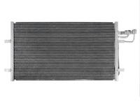 Радиатор кондиционера FORD FOCUS II 2005,2006,2007,2008,2009,2010,2011