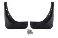 Брызговики передние комплект AUDI A4 B8 2011,2012,2013,2014,2015