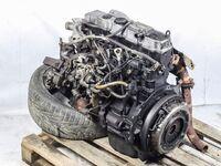 Двигатель (мотор) 2.8 4M40 без навесного, ТНВД, форсунки в сборе MITSUBISHI CANTER FB6 / FE5 / FE6 1994,1995,1996,1997,1998,1999,2000,2001,2002