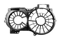 Кожух вентилятора AUDI A6 C6 2004,2005,2006,2007,2008,2009,2010,2011