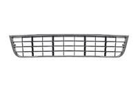 Решетка переднего бампера центральная AUDI A6 C5 1997,1998,1999,2000,2001,2002,2003,2004,2005