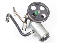 Насос гидроусилителя руля (ГУР) в сборе со шкивом и клапаном TOYOTA CROWN MAJESTA S150 1995-1999