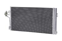 Радиатор кондиционера MERCEDES BENZ VITO / VIANO 639 2003,2004,2005,2006,2007,2008,2009,2010,2011,2012,2013,2014