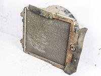 Радиатор охлаждения в сборе с диффузором MITSUBISHI CANTER FB6 / FE5 / FE6 1994,1995,1996,1997,1998,1999,2000,2001,2002