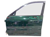 Дверь передняя левая темно-зеленая в сборе MAZDA CAPELLA GF / GW 1997,1998,1999,2000,2001,2002