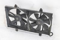Диффузор вентилятора охлаждения радиатора в сборе с моторами и крыльчатками NISSAN EXPERT