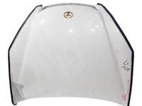 Капот белый в сборе с шумоизоляцией, с решеткой радиатора LEXUS ES IV 300 MCV30 2001-2006