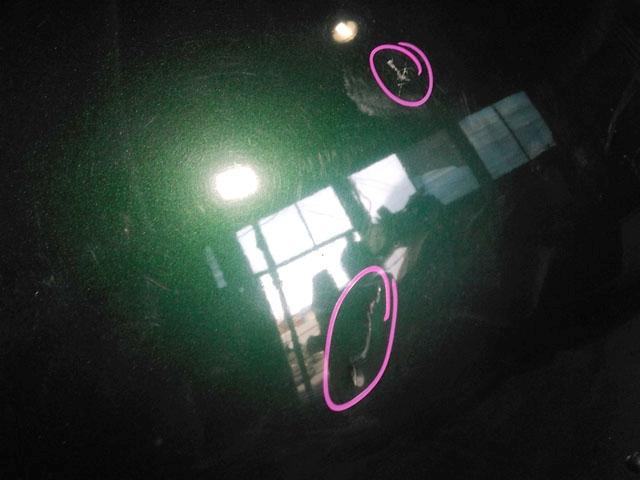 Капот зеленый в сборе с шумоизоляцией (Б/У) для TOYOTA DUET M100 / M110 1998-2004