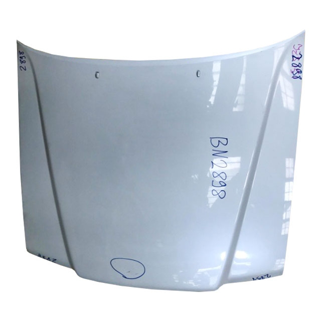 Капот перламутр в сборе с шумоизоляцией (Б/У) для TOYOTA CROWN S150 1995-2001