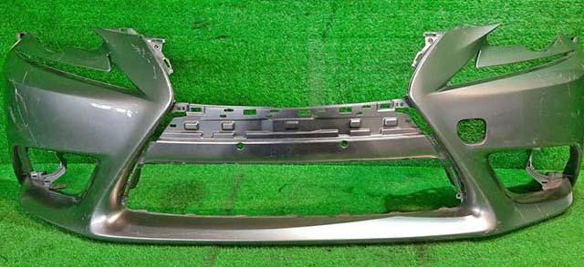 Бампер передний серебро (Б/У) для LEXUS IS III 250/350 XE30 2013-2016