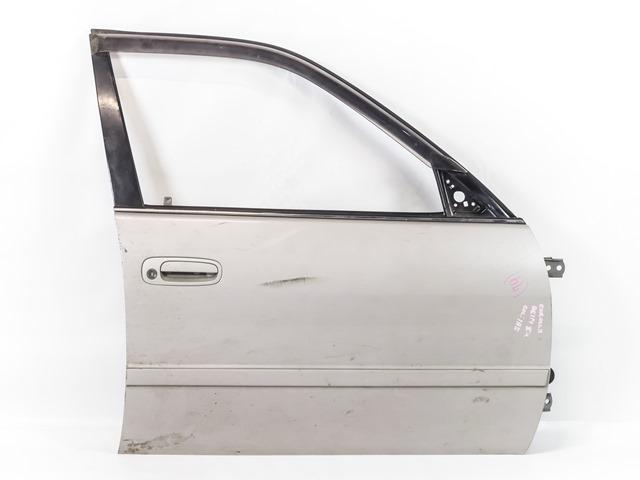 Дверь передняя правая серебро в сборе  670011A460_1BU