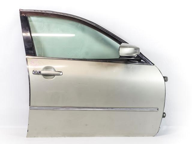 Дверь передняя правая серебро в сборе  H0100EG0MM_BU