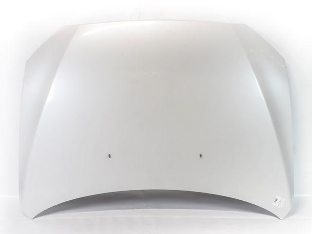 Капот белый (сколы) (Б/У) для MITSUBISHI LANCER X