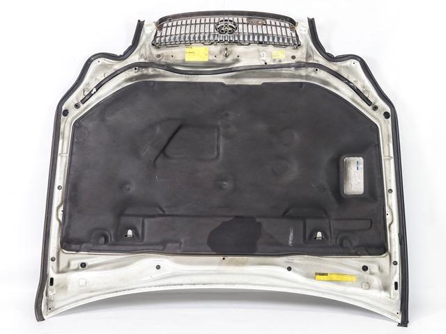 Капот белый в сборе с решеткой радиатора, шумоизоляцией (тычек)  5330130410_BU