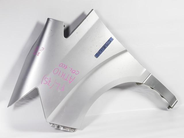 Крыло переднее левое серебро (Б/У) для TOYOTA ALPHARD H10 2002-2008