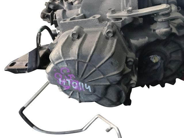 Коробка МКПП 4WD (Б/У) для TOYOTA YARIS / VITZ YARIS P10 1999-2005