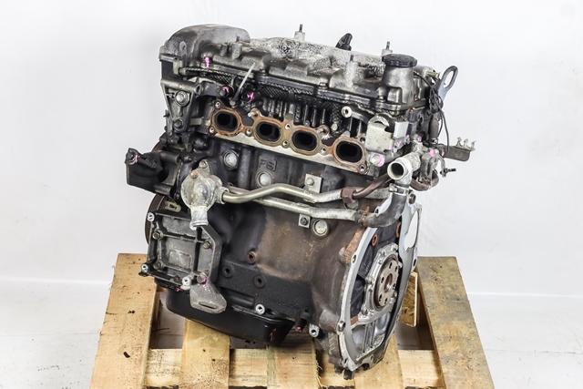 Двигатель (мотор) 2.0 FS-DE 627612 без навесного 1999 г. 4WD АКПП в сборе (Б/У) для MAZDA FAMILIA BJ 1998-2004