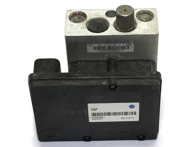 Блок ABS  476607S120_BU