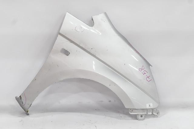 Крыло переднее правое серебро (вмятина) (Б/У) для TOYOTA ISIS XM10 2004-2017