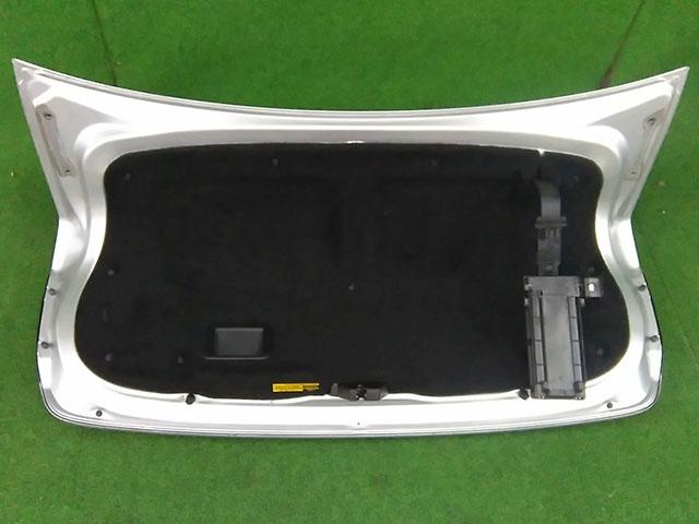 Крышка багажника серая в сборе с фонарями, с камерой (Б/У) для LEXUS GS III 300/400/430 S190 2005-2011