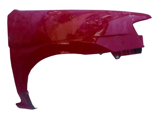 Крыло переднее правое красное (Б/У) для MAZDA DEMIO DW 1997-2003