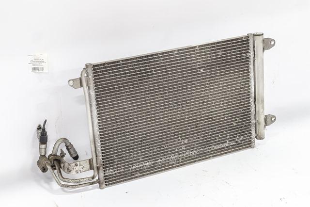 Радиатор кондиционера (идеальное состояние) (Б/У) для VOLKSWAGEN TOURAN I 1T1 / 1T2 2003-2010