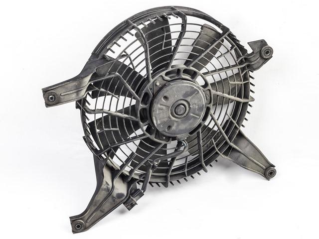 Диффузор вентилятора охлаждения радиатора в сборе  MR500911_2BU