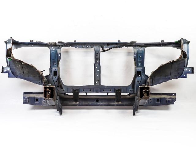 Суппорт радиатора (передняя панель/телевизор) в сборе с усилителем рамы (Б/У) для MITSUBISHI PAJERO / MONTERO III