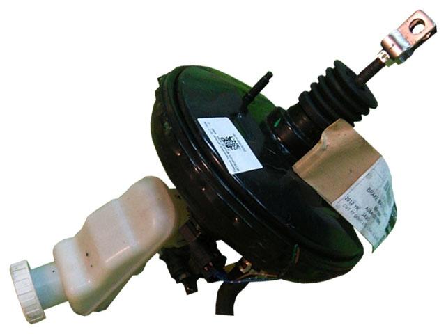 Цилиндр тормозной главный в сборе с вакуумным усилителем, 2 болта (Б/У) для MITSUBISHI MIRAGE VI A05A 2012-2020
