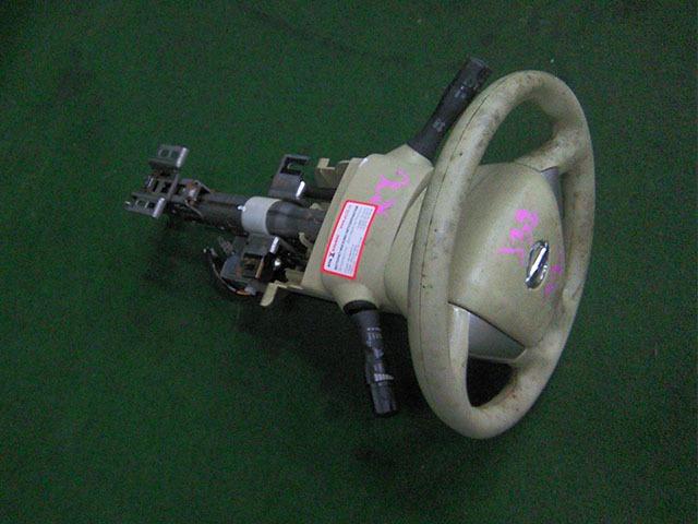 Подушка безопасности в руль (SRS) в сборе с рулевым колесом, рулевой колонкой и подрулевыми переключателями, с пиропатроном (Б/У) для NISSAN TEANA J32 2008-2013