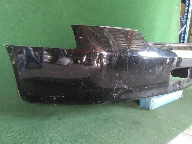 Бампер задний черный (царапины) (Б/У) для NISSAN SKYLINE V36 2006-2009