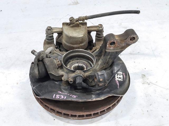 Кулак поворотный правый в сборе со ступицей, диск, суппорт 4WD  4321144031_BU