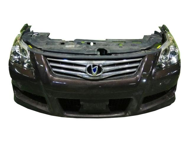 Ноускат коричневый бампер, радиаторы, суппорт, фары-ксенон, ПТФ, корректор фар, решетка, бачок, диффузор, 2WD (Б/У) для TOYOTA BLADE E150 2006-2009