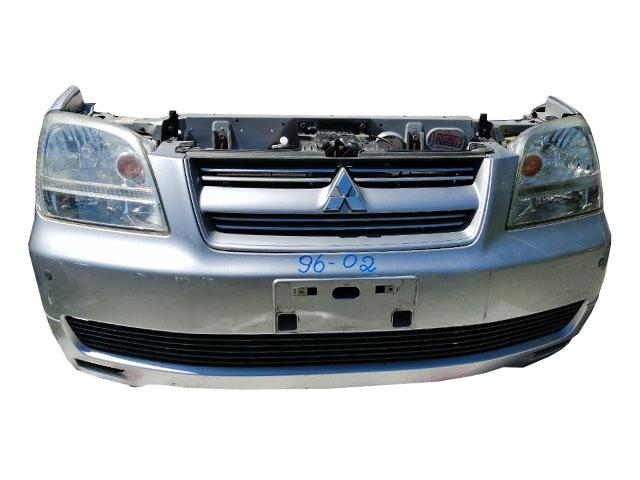 Ноускат серебро бампер, радиаторы, суппорт, фары, усилитель, решетка радиатора, парктроники, бачок, диффузор (Б/У) для MITSUBISHI DION