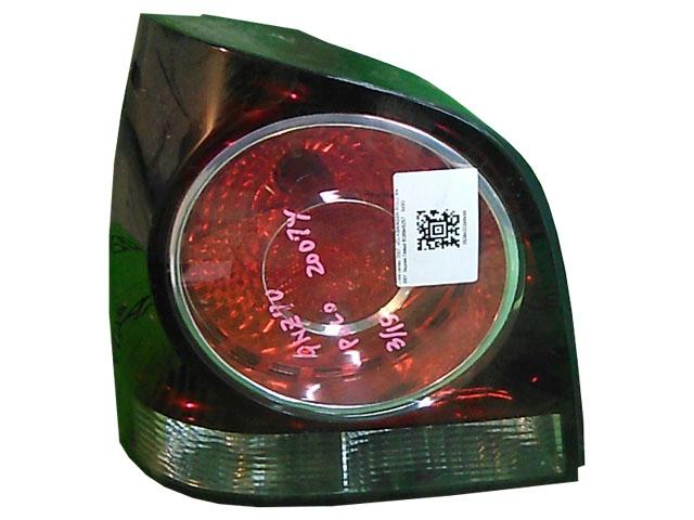 Фонарь задний левый (Б/У) для VOLKSWAGEN POLO IV 9N1 / 9N3 2001-2009