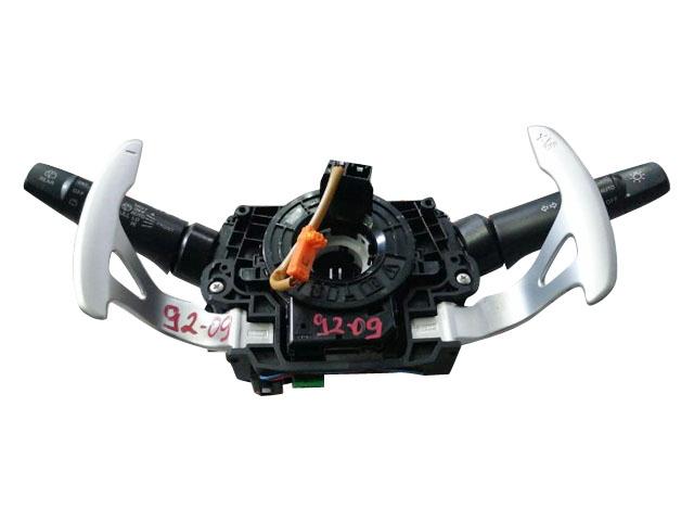 Переключатель подрулевой левый+правый комплект с кольцом SRS и лепестками (Б/У) для MITSUBISHI ASX