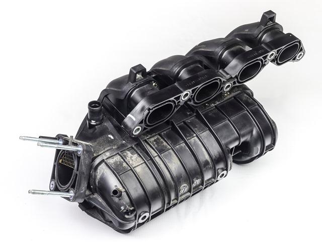 Коллектор впускной в сборе пластик 2WD АКПП  1710121071_BU
