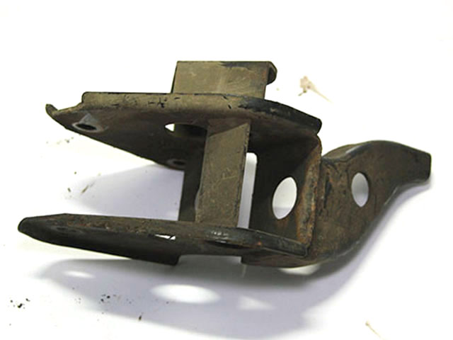 Кронштейн опоры подушки двигателя задней (Б/У) для NISSAN PRIMERA III P12 2002-2008