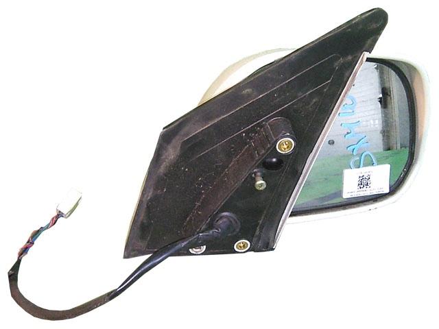 Зеркало заднего вида (боковое) правое электро, 5 контактов (Б/У) для TOYOTA IPSUM / PICNIC M10 1996-2001