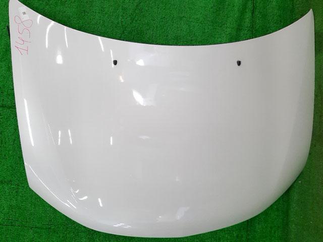 Капот белый в сборе с шумоизоляцией (Б/У) для MITSUBISHI OUTLANDER / AIRTREK OUTLANDER XL CW 2007-2010