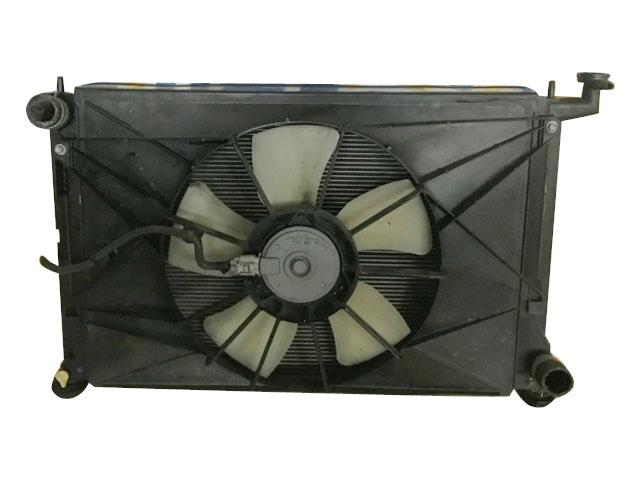Радиатор охлаждения в сборе с диффузором (Б/У) для TOYOTA ISIS XM10 2004-2017