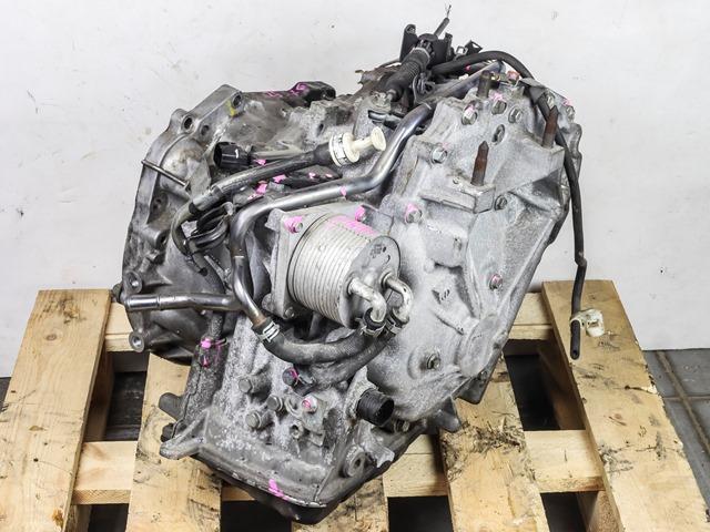 Коробка АКПП вариатор CVT 2WD (Б/У) для MITSUBISHI LANCER X CY / CVY 2007-2010
