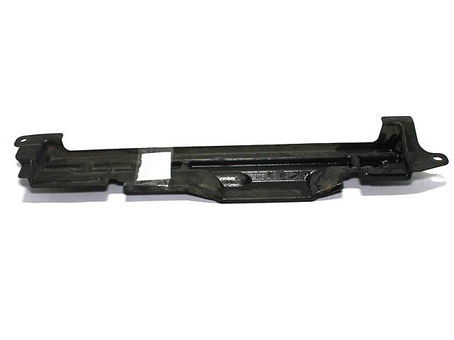 Накладка на суппорт радиатора верхняя часть пластик (Б/У) для NISSAN JUKE