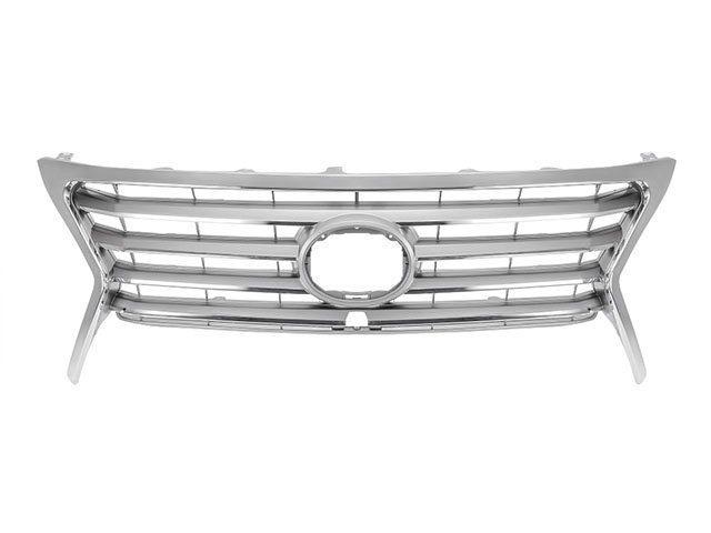Решетка радиатора с отв. под камеру Уценка 40% (сломаны крепления) (уценка) для LEXUS LX 570 J200 2012-2015