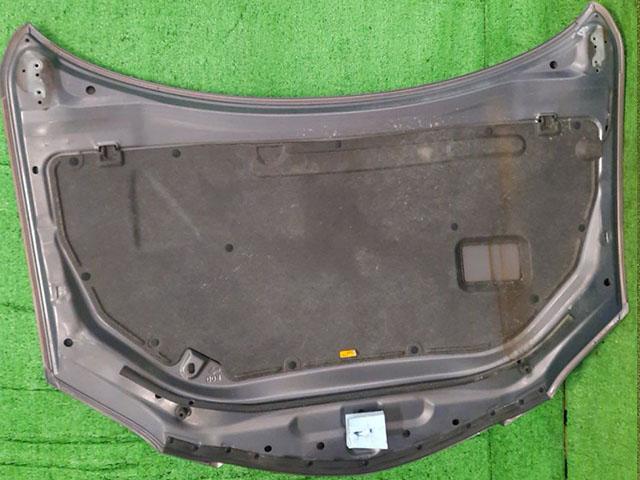 Капот серый в сборе с шумоизоляцией (потертости)  BNYV5231XB_1BU
