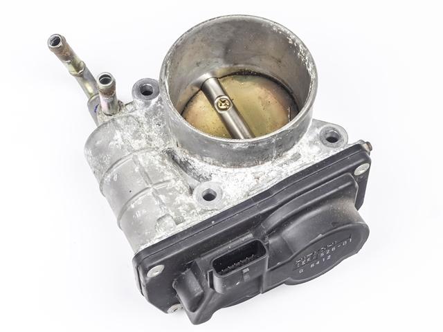 Заслонка дроссельная электро 2WD АКПП  16119EN20C_2BU